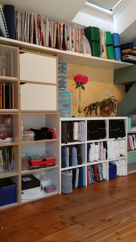 Astuces pour ranger votre atelier couture