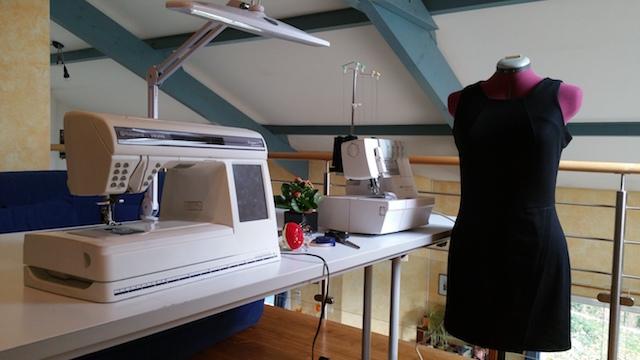 Aménager son atelier de couture