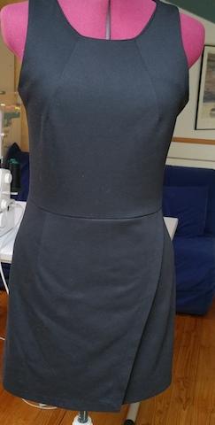 Reproduire une robe à l'identique sans patron