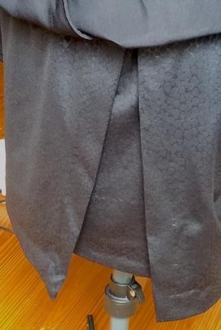 Faire une robe avec une jupe portefeuille