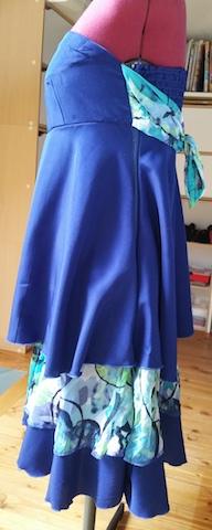 Confectionnez votre robe bustier