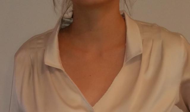 Réaliser un chemisier avec des plis au niveau des épaules