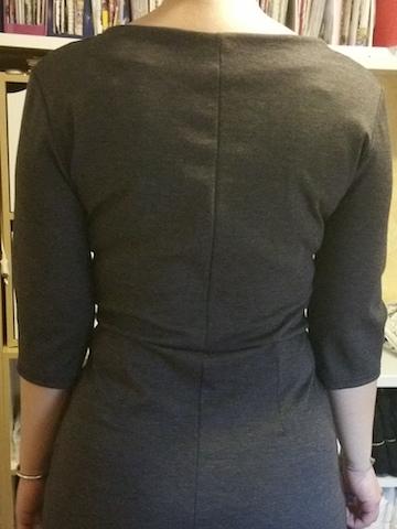 Dupliquer une robe sans la découdre