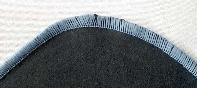 Utilisation du fil mousse