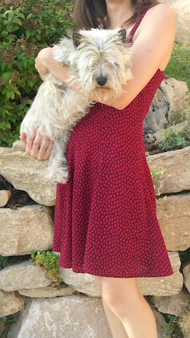 Coudre une robe estivale