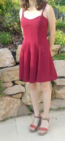 Réaliser une robe d'été