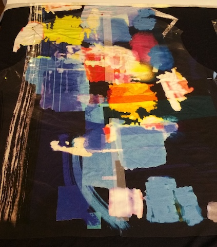 Choisir un tissu en jersey coloré