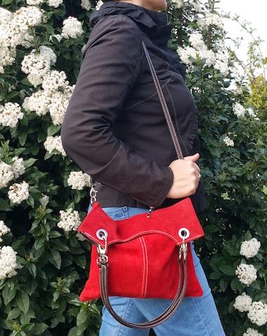 Améliorer la finition des coutures d'un sac à main