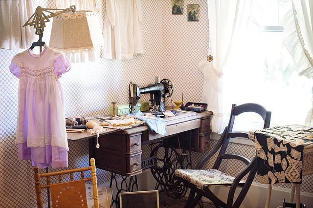 Avoir son atelier de couture